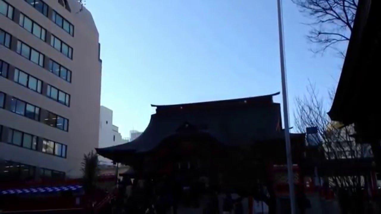 亀凛蓬莱は怪しい!【ヒーリング動画】  オオクニヌシの初えびす  〜立身出世〜
